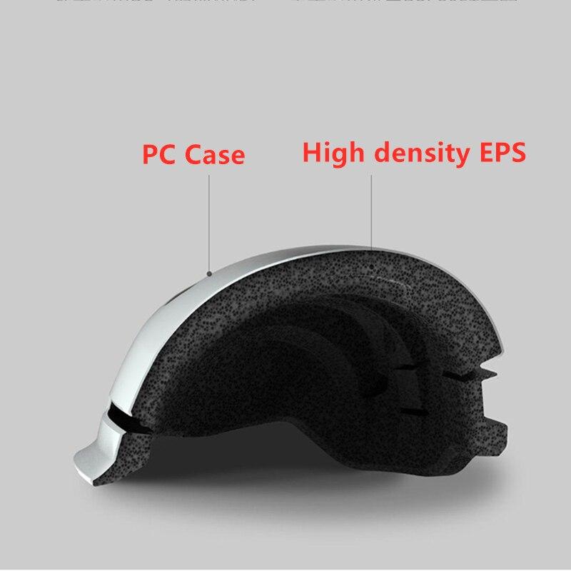 Xiaomi Smart4u Bicycle Smart Flash Half Helmets (16)