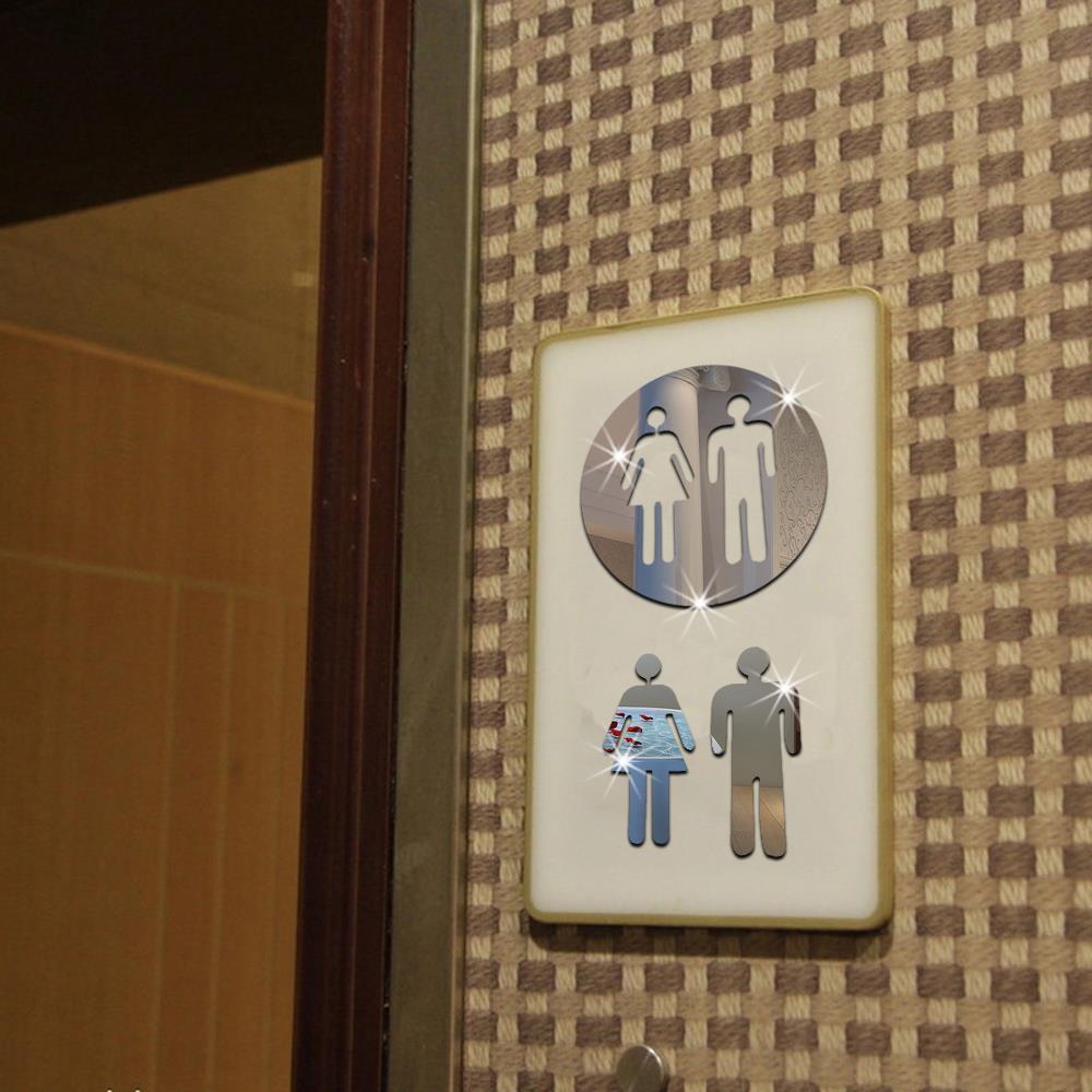 Stencils for bathroom walls