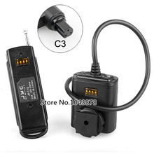 JY-110-C3 FOR for CanoN Wireless Shutter Remote EOS5D/40D/30D/20D/10D/5DII JY 110 C3(China)