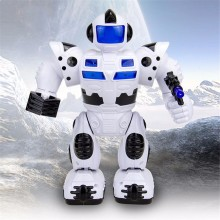 MUQGEW Simulation Walking Speech Walking Robot Kids Toy Gift Action & Toy Figures Model Building more than 3years(China)