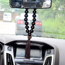 LARATH 1PCS 2016 car styling New Hot Fashion Car Interior Accessories Bead Ornaments Decoration Lucky Entry Car Pendant(China)