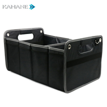 Car trunk bag organizer Collapsible Toys Food Storage Truck Cargo Container For vw audi bmw Stowing Tidying car trunk box