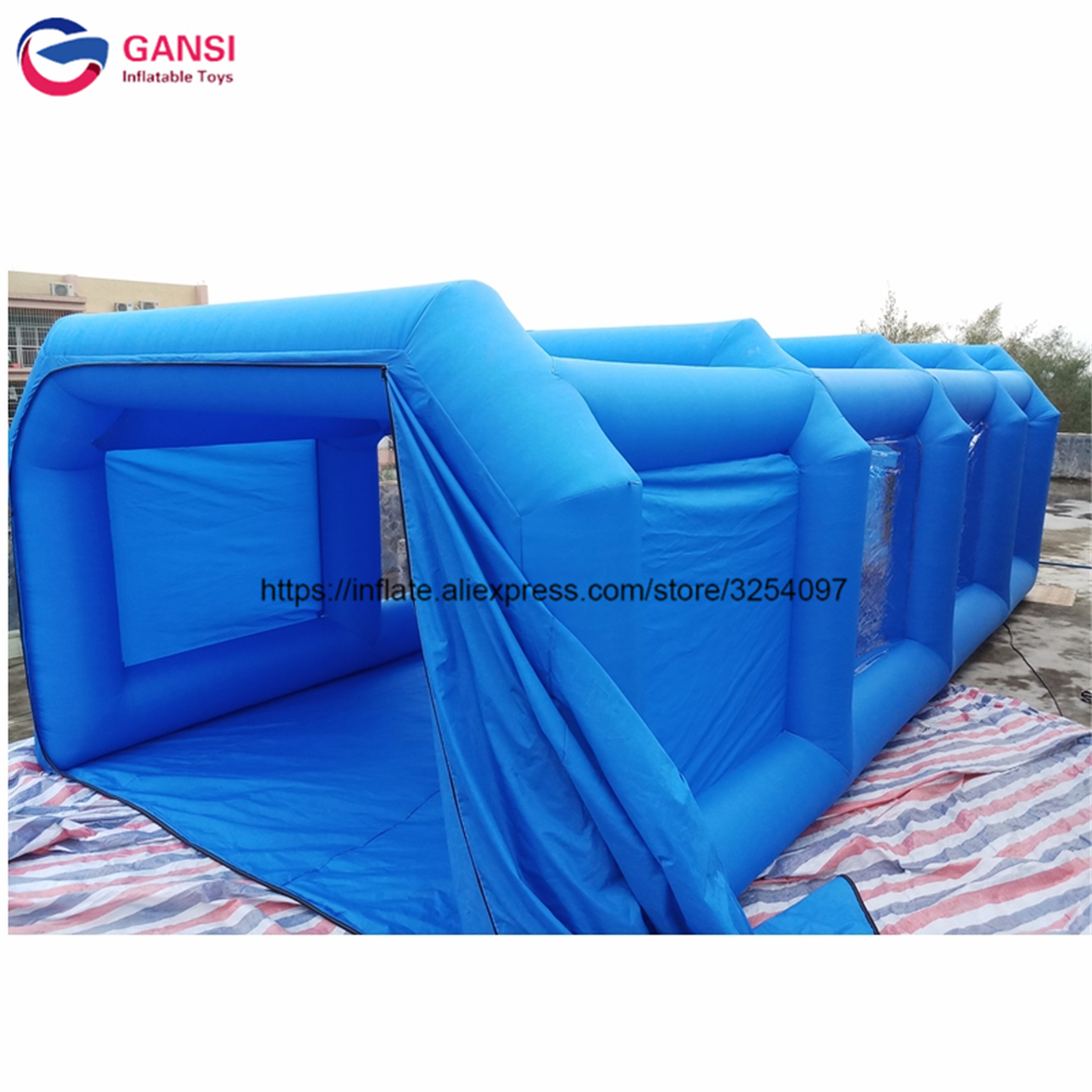 inflatable spray booth25