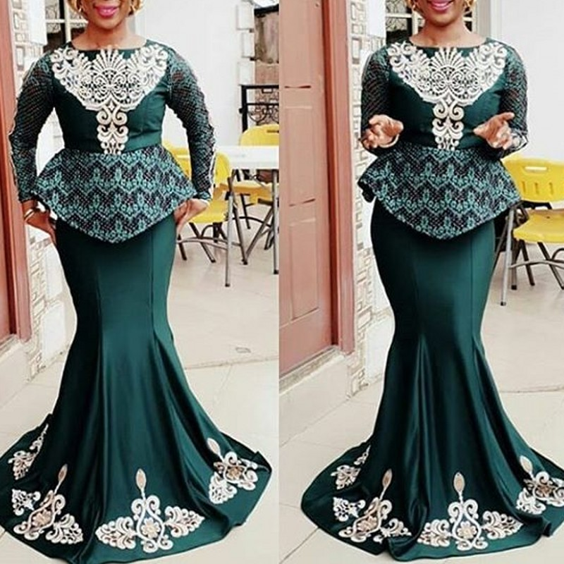 Buy nigerian formal dress and get free shipping on AliExpress.com 37402c52a928