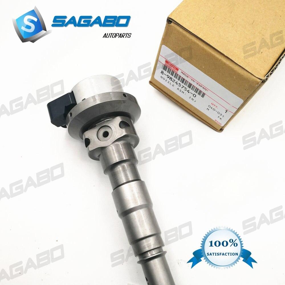 Isuzu Trooper 4JX1 T Diesel 3L Oil Rail Pressure Injector Harness 8971463368