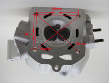 zongshen lifan CG 250 water cooled cylinder head