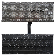 RU Black New Russian For Apple For Macbook Air 13.3inch A1369 A1466 A1405 MC965 MD231 MD232 MC503 MC504 Laptop Keyboard(China)