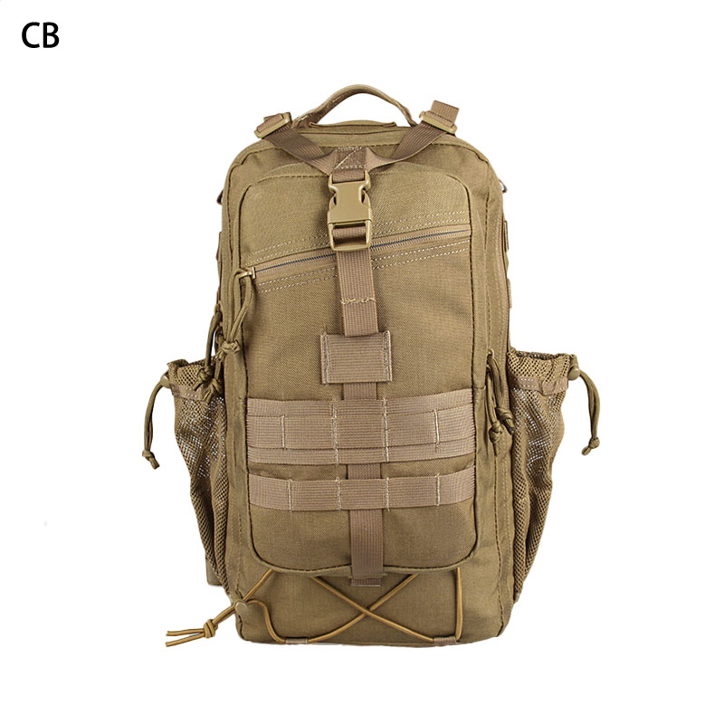 Military Hot Sale 1000D Fabric Molle System Bag 35L Large Capacity Bag Y  Adjustable Tighten Belt Bag PP5-0048<br>