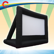 4:3 or 16:9 giant inflatable movie screen,Outdoor Inflatable Screen,inflatable projector screen