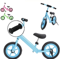 "Buy New 12"" Balance Bike Adjustable Handle Seat Height Pedal Kid Bike Mounting Accessories 3 Colors Idea Gift Children for $93.00 in AliExpress store"