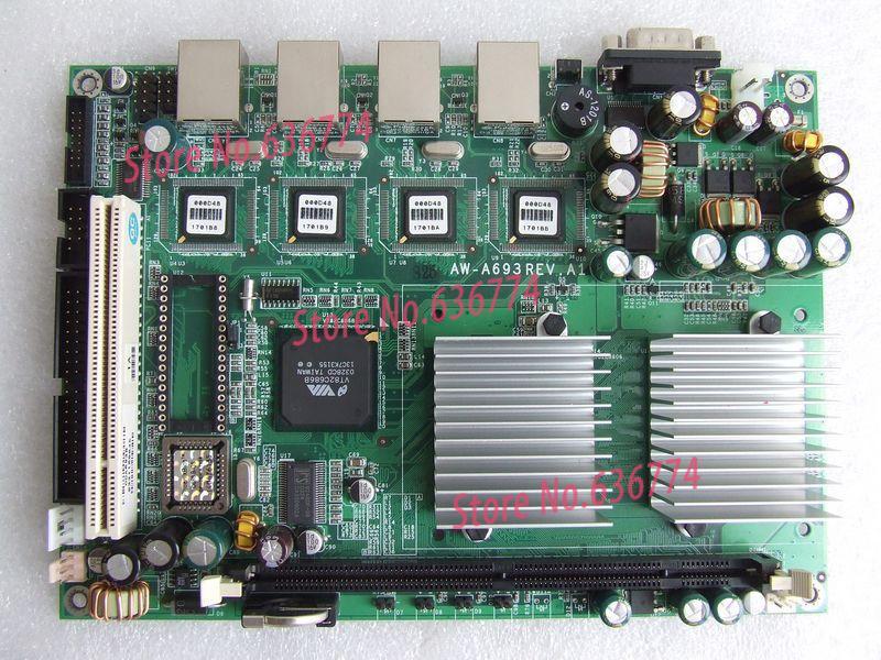 AW-A693 REV.A14 Port Fast Firewall Board<br><br>Aliexpress