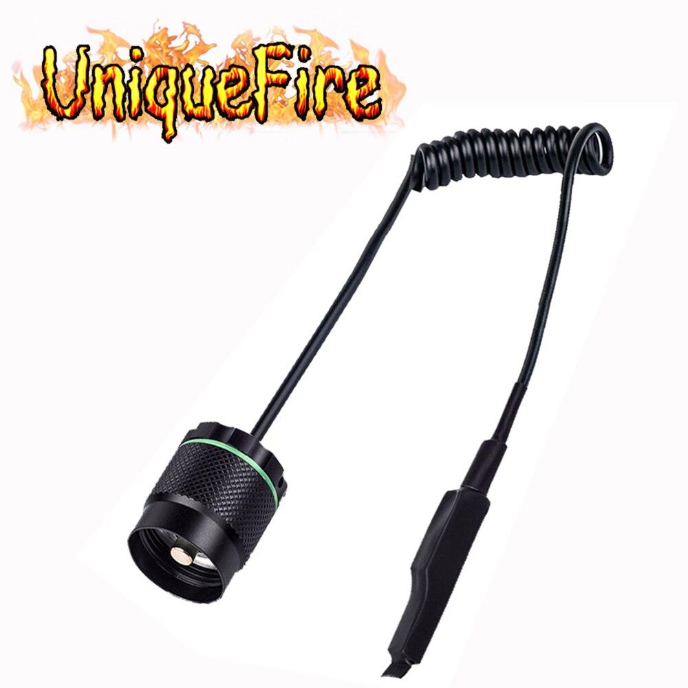 UniqueFire UF1508 IR 850 nm 50mm lente luz infrarroja visi/ón nocturna linterna foco ajustable linterna antorcha para noche Huting