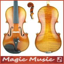 3/4 Size Violin! Stradivarius Lord Wilton Top Master Violin 3/4 #1748, 18 Years Old European Spruce & Handmade Oil Varnish