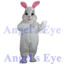 Snowshoe Rabbit Bunny Mascot Costume Hot Sale Easter Fancy Bugs Hare Mascotte Kits for Carnival Cosply SW1487