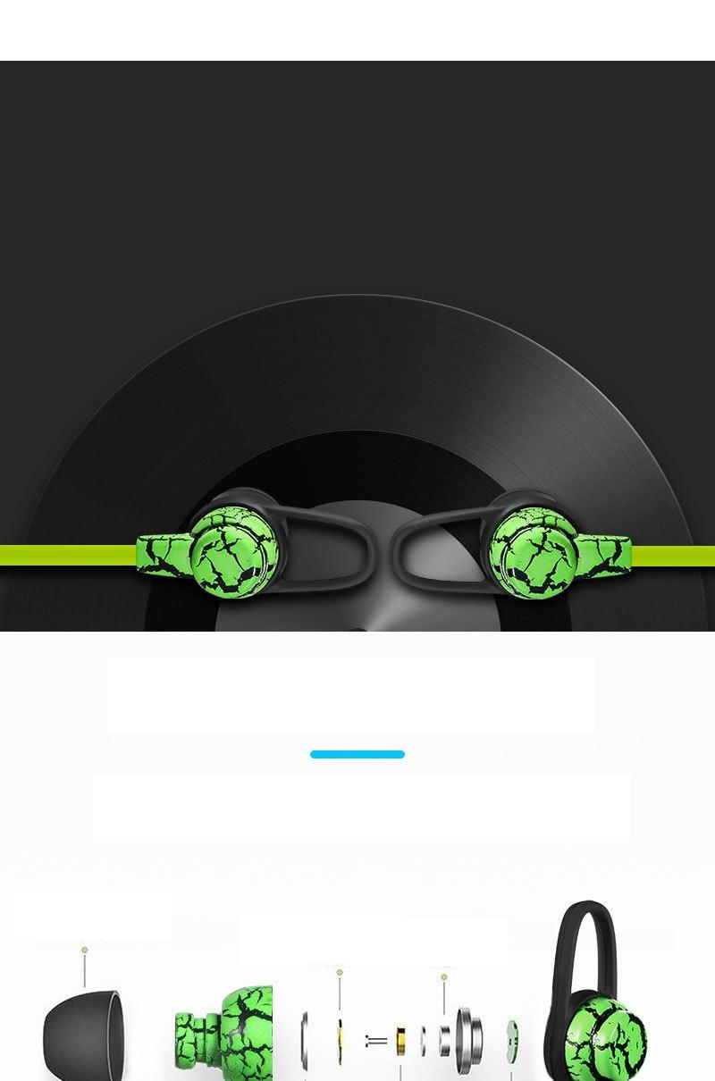 BT-86 wireless sports Earphones Bluetooth headset gamer Sweatproof earphones running noise cancelling earbuds LJ-MILLKEY LZ086