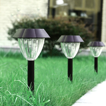 HINKLEY Solar Lawn Light Stove Lights Outdoor Garden Lights Street Lamps Garden Villas Grass Landscape Lights Home Solar Energy