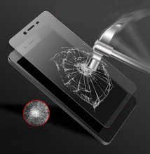 9H HD 2.5D Frosted Tempered Glass Film For Xiaomi Redmi Note 3 Mi3 Mi4C 4i Matte Screen Protector Finger print proof Protector
