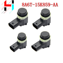 (4pcs) Wireless Parking Sensors 8A6T-15K859-AA 9G92-15K859-AB Parking PDC Sensor for Ford Fiesta Focus Mondeo S-Max C-Max C-Max
