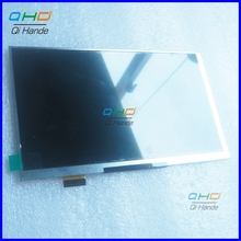 "New For 7"" irbis TX35 3G TABLET 30pins LCD Display Matrix 1024*600 TFT LCD Screen Panel replacement Free Shipping"