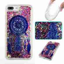 Buy Luxury Sparkle Soft TPU Case Apple iPhone 7 Plus/8 Plus Dynamic Liquid Cover iPhone 7Plus 8Plus Glitter Silicone Case for $3.59 in AliExpress store