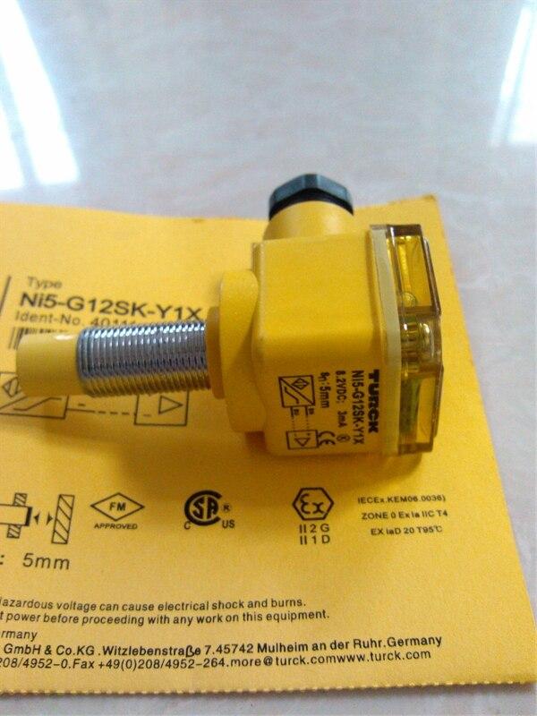 hot sale model number NI12U-EG18SK-VN4X proximity switch<br>