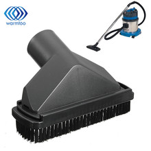 1Pcs 32mm PP Plastic Black Hoover Vacuum Cleaner Brush Head Floor Hair Dusting Carpet Cleaner Tool Vacuum Cleaner Parts(China)