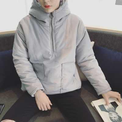 Winter 2017 New Arrival Men Jackets And Coats Fashion Hooded Casual MenS Parkas Manteau Homme Hiver Brand A4552Îäåæäà è àêñåññóàðû<br><br>