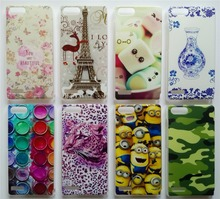 New Arrival Back Covers For Huawei Ascend G6 Case Hard PC Plastic Phone Cases Many Patterns Choose Free Shipping Gifts