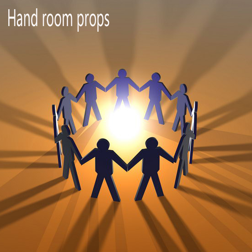 tools Hand props Up to 20 people hand to touch the switch, body bridge game props Chamber props Adventure props<br>