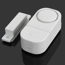 Sensors Wireless Home Door Window Entry Burglar Alarm Signal Safety Security Alarm Switch Guardian Protector(China)