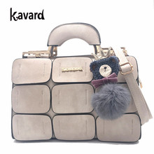 kavard suture Boston bags for women ladies hand bag women leather handbags sac a main 2018 woman bag handbag women famous brand