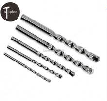5 PCS 4mm 5mm 6mm 8mm 10mm Masonary Wall Drill Bits Ceramic Tile Marble Round Handle Cement Drilling Tools Set