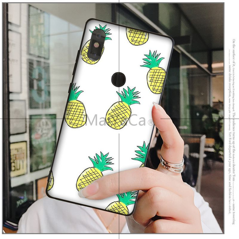 Delicious fruit pineapple