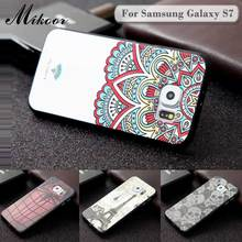 Fashion Painted Soft TPU Silicone 5.1For Samsung Galaxy S7 Case For Samsung Galaxy S7 G9300 G930 Cell Phone Case Cover MC001