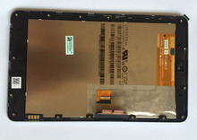 for ASUS Google Nexus 7 nexus7 2012 ME370T  LCD display+Touch Digitizer Screen with frame wifi version not for 3G version