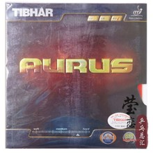 Original TIbhar AURUS pimples in table tennis rubber table tennis racket racquet sport fast attack loop(China)