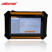 OBDSTAR X300 DP Full/Standard Key Programmer Support for Toyota G & H Chip All Keys Lost and for BMW FEM/BDC Key Programmer(China)