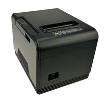 wholesale High quality 80mm thermal printer receipt Small ticket barcode POS printer With automatic paper cutting function(China)