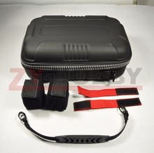 Black Transmitter Futaba Walkera JR HITEC Wfly Radio Control Case For Helicopter