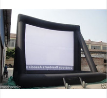 7*4m Giant Inflatable Movie Screen, Outdoor Inflatable Screen With Blower RH(China)