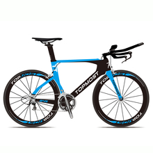 most popular time trial carbon frame tt aero frame bicycle frameset with reflective decal FM-R845