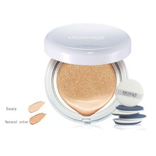 SPF50 Sunscreen Concealer Moisturizing Foundation Makeup Bare Air Cushion BB Cream