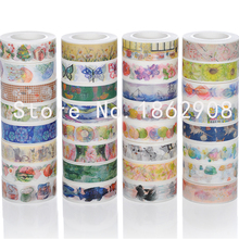 2017 New design 10m stationery cartoon decoration washi tape mt  rice tape wholesale design F