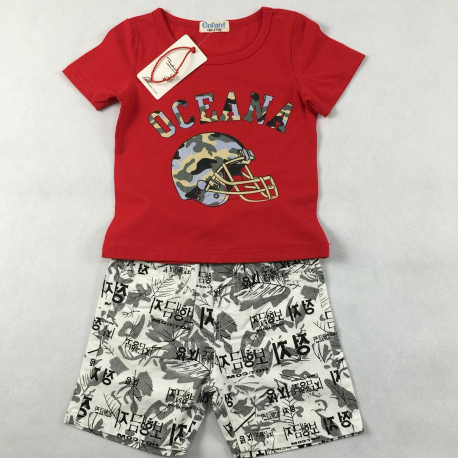 Boys Clothing Sets New Fashion Casual Cartoon Toddler Clothes Summer Children Clothing Set Vetement Garcon Marque Kids T-Shirts<br><br>Aliexpress