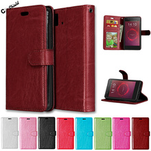 for BQ E4.5 Flip Case for BQ Aquaris E4.5 funda Case Photo Frame Phone Leather Cover for B Q Aquaris E 4.5 fundas Cases Bag