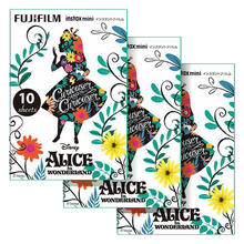 Fujifilm Instax Mini Alice HK Instant 30 Film for Fuji 7s 8 25 50s 70 90 / Polaroid 300 & SP-1, 2 Printer(Hong Kong)