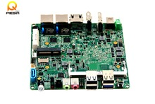 Bay trail Motherboard Dual Lan Quad Core Mainboard N2900 nano itx motherboard 12*12cm