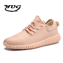 2017 Newest Running Shoes For Men Breathable Outdoor Sport trainers sneakers Summer Cushioning Male Shockproof Sole Red Sneakers