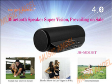 Original Brand Music Angel JH-MD13BT 4W*2 Bluetooth 4.0 Wireless Radio Speaker FM TF Card NFC Speaker Handsfree Call