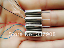 10pcs/lot 7*16 MM High Magnetic Coreless Motor 4.2V/0.1A/60000RPM For Remote Control Aircraft/Helicopter Quadcopters Motor(China)